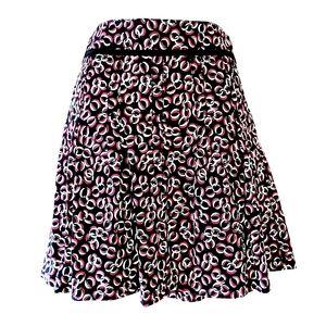 Ann Taylor Loft Petites Pleated Skirt